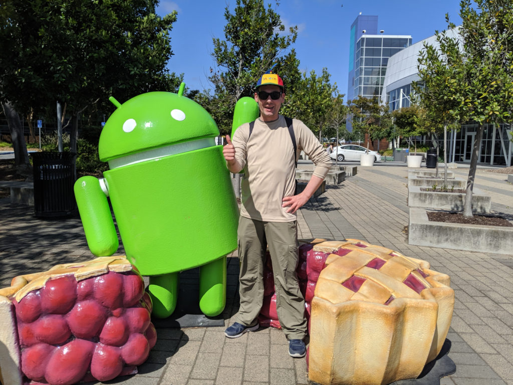 2019 privately at Google in Mountain View