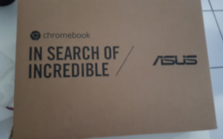 Experience report: I ordered a Chromebook via Amazon.com from the USA as a European [A]