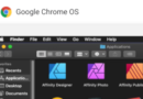 Using macOS applications on Chrome OS in the cloud [A]