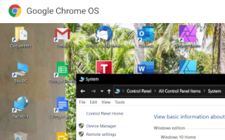Using Windows applications under Chrome OS in the cloud [A]
